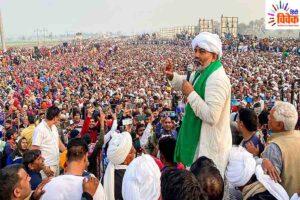 किसान-आंदोलन की आड़ में राष्ट्र की एकता, अखंडता, संप्रभुता से खिलवाड़
