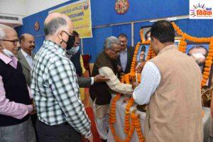 सेवा भारती पूर्वांचल और नेशनल मेडिको ऑर्गेनाइजेशन द्वारा एकात्मता यात्रा का आयोजन