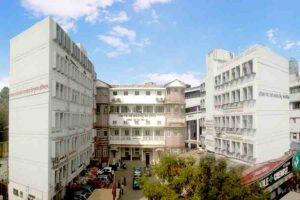 एच. जे. दोशी हॉस्पिटल का  कोरोना काल में योगदान