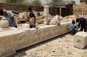 राम मंदिर निर्माण: जानिए हिन्दू धाम गेट की खासियत