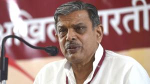 राष्ट्रीय स्वयंसेवक संघ बंगाल में हुए राज्यव्यापी हिंसा की कठोर शब्दों में निंदा करता है