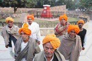 हरियाणा के रोड़ मराठों के वंशज