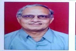 संघ समर्पित डॉ. नरेन्द्र देसाई