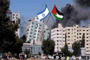 Read more about the article जटिल समस्या फलस्तीन-इजराइल संघर्ष
