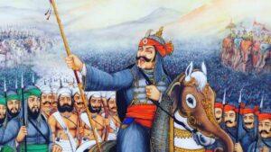 मुगलों के सामने कभी नहीं झुकने वाले महाराणा प्रताप को शत शत नमन
