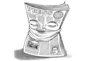 दोगली मीडिया
