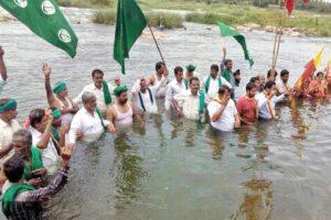 राजनीति में उलझा कावेरी जल-विवाद