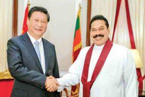 चीन के मकड़जाल में फंसता श्रीलंका