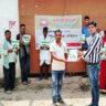 सूर्या फाउण्डेशन द्वारा पोषण वाटिका हेतु बीज वितरण कार्यक्रम