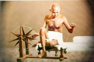 महात्मा गांधी व्यक्ति नहीं, विचार