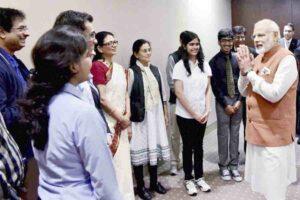 युवाओं की नजर में  मोदी सरकार